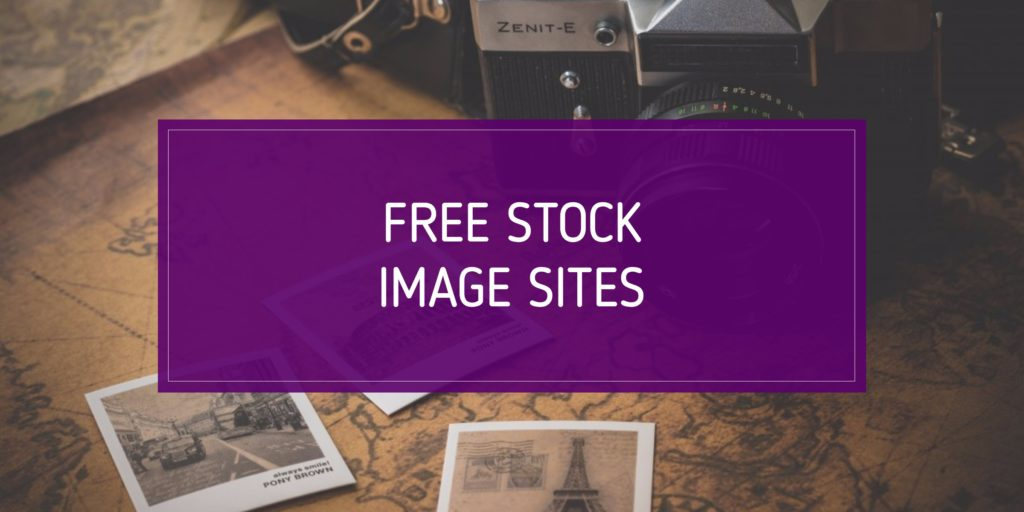 15 Free Stock Image Sites
