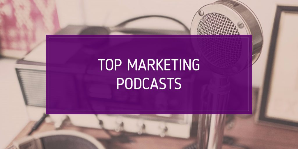 top marketing podcasts